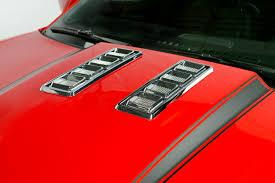 Hood Vents Camaro Products Retrousa