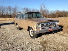 jeep wagoneer 1990 1969 jeep wagoneer for sale on classiccars com 1 available