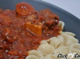cuisiner le tendron de veau osso bucco de veau recette cookeo par clickncook