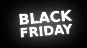 amazon black friday pdf clipart black friday text with white glow 16 9