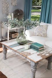 Coffee Table Decorations 85 Cool Shabby Chic Decorating Ideas Shelterness