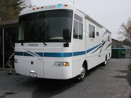 2002 holiday rambler neptune 36 diesel pusher motorhome for sale