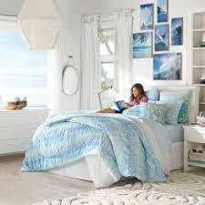 Teal Teen Bedrooms - girls bedroom ideas pbteen