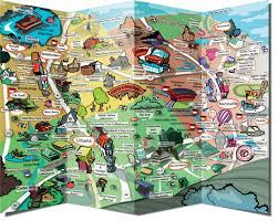 Ohio County Map With Roads by Ohio Ramblin U0027 Road Trip Visitor U0027s Bureau Logan County Chamber