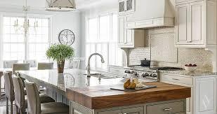 cream tumbled marble kitchen backsplash transitional kitchen