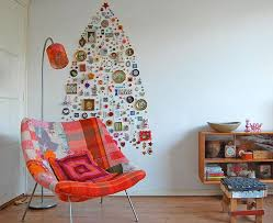 different ways to decorate trees traditional