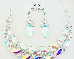 prom jewelry prom jewelry etsy