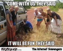 Meme Org - it will be fun they said meme pmslweb