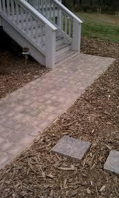 paver patio edging front porch front porch garden design with natural beige paver