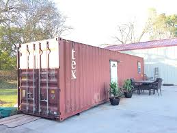 custom container home tiny house listings