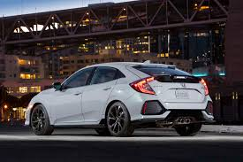 sport cars 2017 2017 honda civic hatchback ex l w navi first drive review