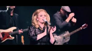 adele rumour has it glee adele rumour has it live at the royal albert hall youtube