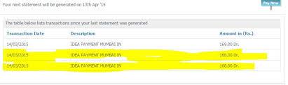 Idea Cellular Bill Desk Billdesk U2014 Idea Bill Paid Twice But Not Processed And Debited In