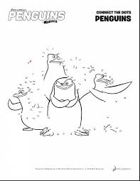 Amazing Madagascar Coloring Pages Penguins Madagascar