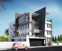 constructional services and 3d elevations for residence service