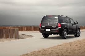nissan armada 2017 roof rack 2014 nissan armada platinum reserve long term report photo u0026 image