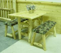 Log Dining Room Tables Log Artistry Log Dining Room Furniture