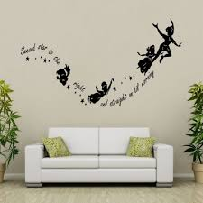online get cheap tinkerbell wall decorations aliexpress com