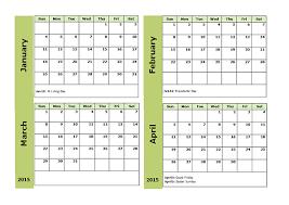 2015 calendar template printable 03 calendar 2017 2018