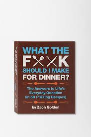 what the should i make for dinner u2014 zach golden