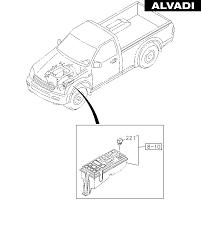Isuzu 0 57 Emission Piping Relay Main