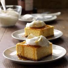 18 thanksgiving cheesecakes taste of home