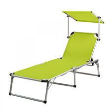 chaise longue transat chaise longue transat avec pare soleil vert anis colorado springs