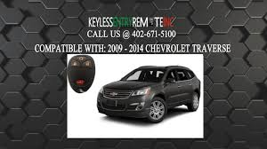 how to replace chevrolet traverse key fob battery 2009 2010 2011