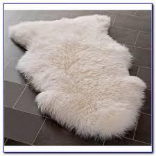 Faux White Sheepskin Rug White Faux Fur Rug Ikea Rugs Home Design Ideas Wj9lngrjgd