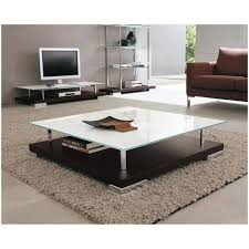 Black Glass Coffee Table Coffee Table Ideas Of Large Square Glass Coffee Tables Table With