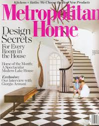 home magazine may 2009 metropolitan home magazine
