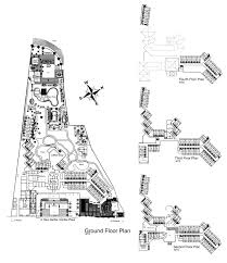Coffee Shop Floor Plans Hotel Floor Plan Maharani Beach Hotel Kuta Beach Front Hotel