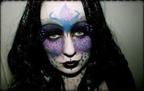 evil sorceress halloween makeup tutorial youtube