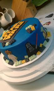 lego star wars cake cakecentral com