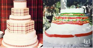 wedding cake disasters 20 of the most half baked wedding cake wrecks a bit out of