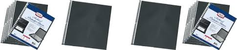 Archival Photo Pages Archival Sleeves For Photo Case Binders Help Protect Art Photography