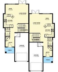 duplex floor plans for narrow lots house plan for narrow block dom house house