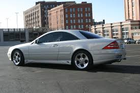 mikes 2000 mercedes benz cl class 2 dr cl500 coupe automobiles