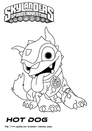 skylanders coloring pages getcoloringpages