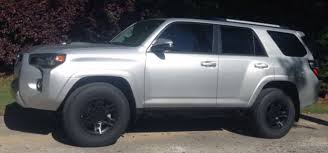 toyota 4runner 2017 black should i have went with black trd rims for my 4runner toyota