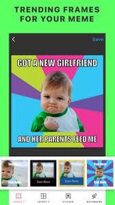 Meme Maker Android - meme memes maker generator apk download free entertainment app