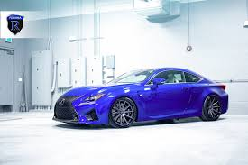 lexus coupe black blue lexus rcf coupe rohana rc10 multispoke concave graphite gloss