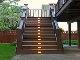outdoor light remarkable solar powered outdoor step lighting
