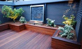 modern deck ideas also with small backyard decks then your