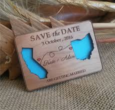 save the date wedding magnets state wood save the date magnets destination wooden