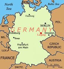 map of leipzig map germany leipzig