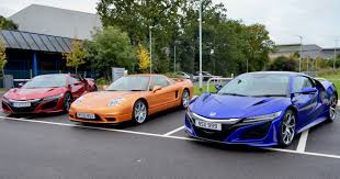 honda supercar honda nsx review hybrid supercar takes on mclaren and audi