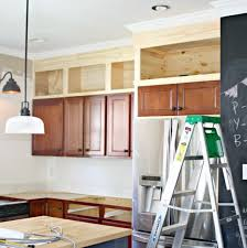 best 25 above kitchen cabinets ideas on closed