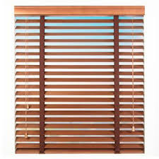 Wooden Venetian Blind Ladder Tape Wooden Venetian Blinds Roller Type Easy Clean Curtains