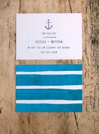 nautical save the date nautical sailing wedding save the date cards by dearly beloved